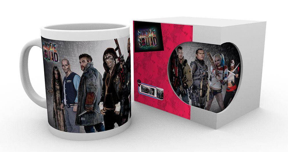 Suicide Squad Mug Group