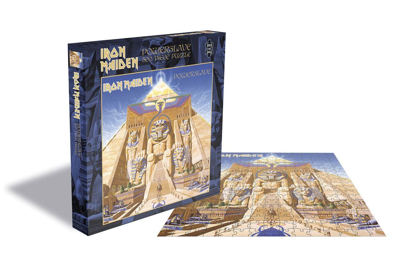 Iron Maiden Puzzle Powerslave