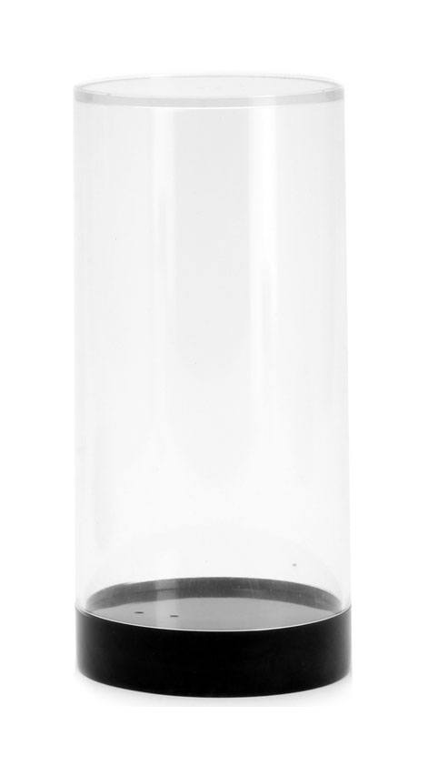 NECA Originals Cylindrical Display Case for 3 3/4-inch Action Figures