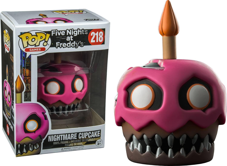 Five Nights at Freddy's POP! Games Vinyl Figure Nightmare Cupcake 9 cm