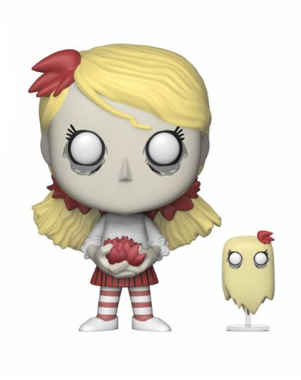 Don't Starve POP! Games Vinyl Figure Wendy & Abigail 9 cm