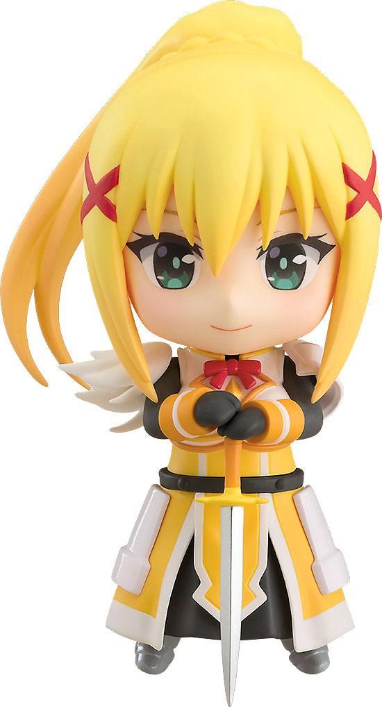 Kono Subarashii Sekai ni Shukufuku o! 2 Nendoroid Action Figure Darkness 10 cm