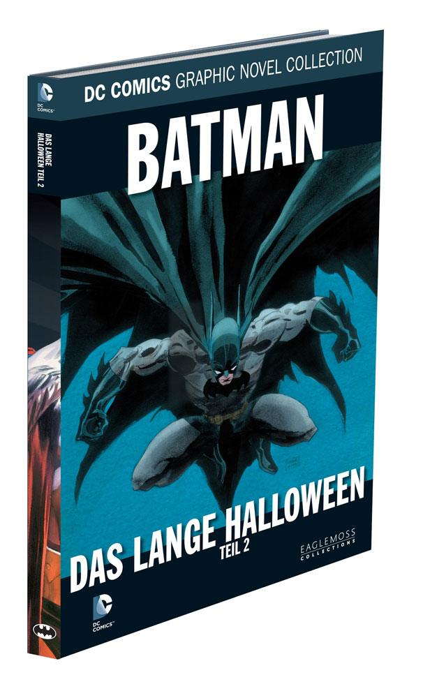 DC Comics Graphic Novel Collection Batman Das Lange Halloween Teil 2 Case (12) *German Version*