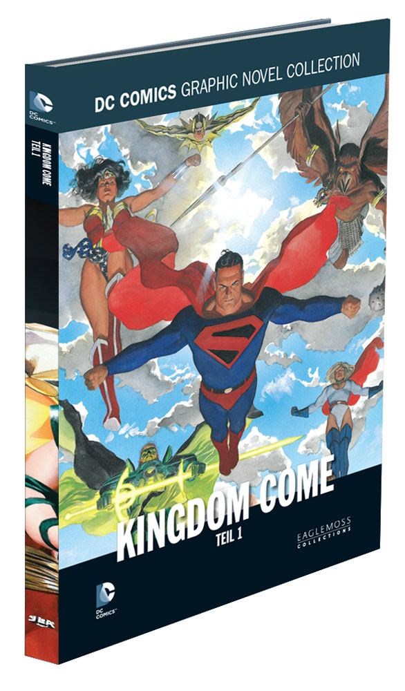 DC Comics Graphic Novel Collection #90 Kingdom Come, Teil 1 Case (12) *German Version*