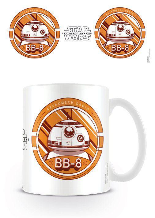 Star Wars Episode VII Mug BB-8