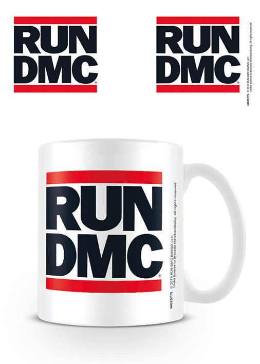 Run DMC Mug Logo