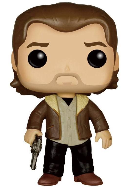 Walking Dead POP! Television Vinyl Figure Rick Grimes Season 5 9 cm