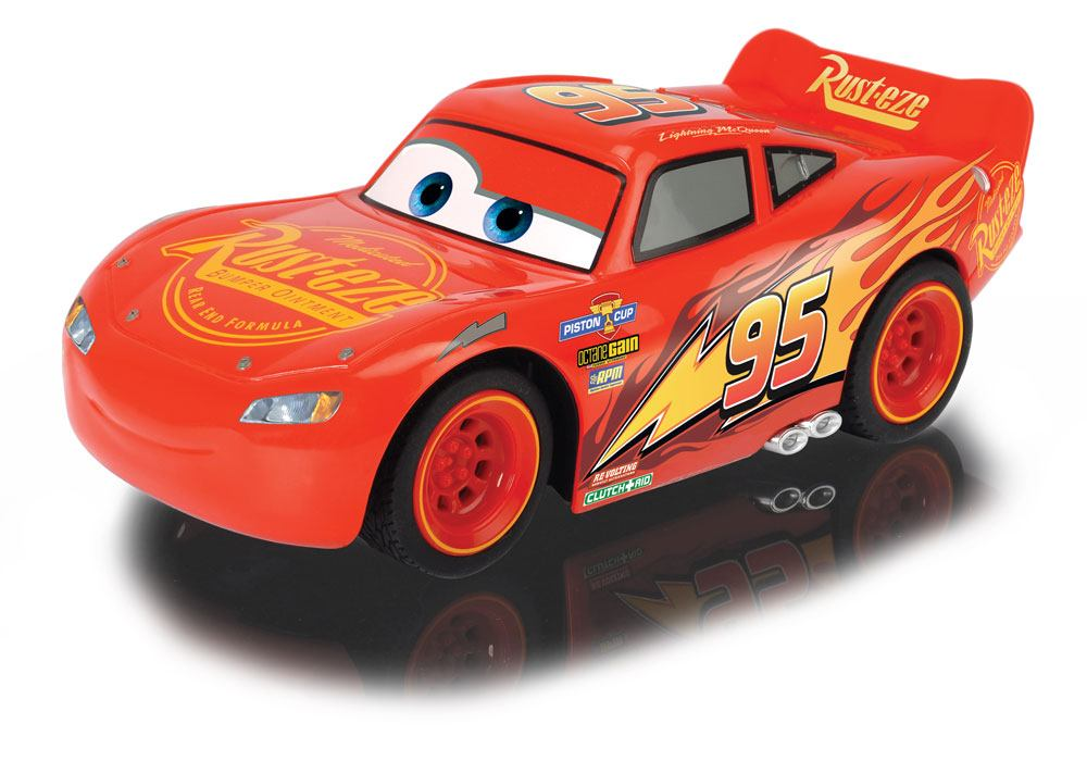Cars 3 Single Drive RC Car 1/32 Lightning McQueen