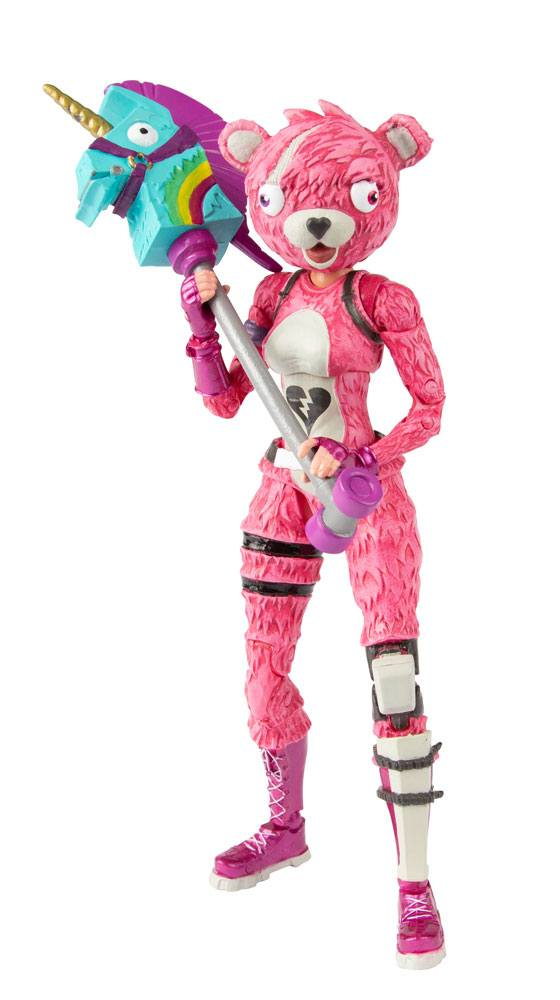 Fortnite Action Figure Cuddle Team Leader 18 cm