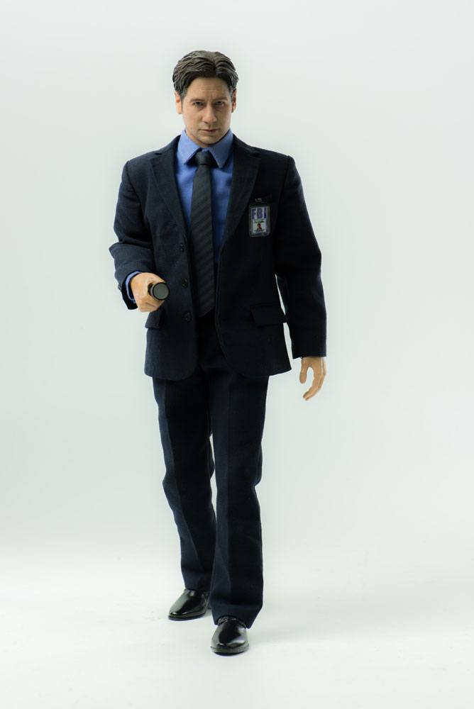 The X-Files Action Figure 1/6 Agent Mulder 30 cm