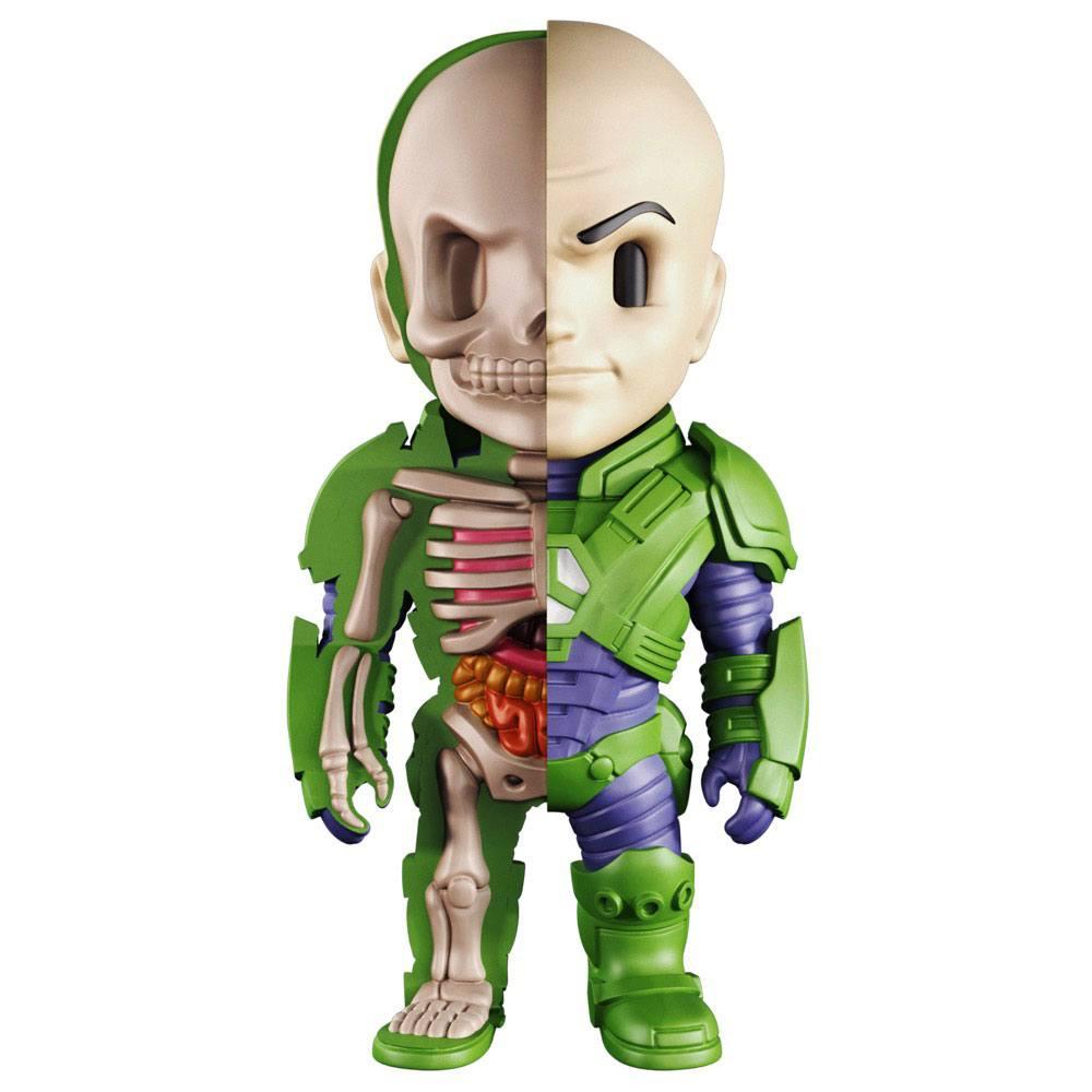 DC Comics XXRAY Figure Wave 6 Lex Luthor 10 cm