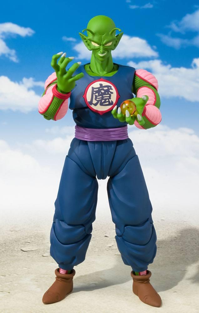 Dragon Ball S.H. Figuarts Action Figure Demon King Piccolo (Daimao) Tamashii Web Exclusive 19 cm