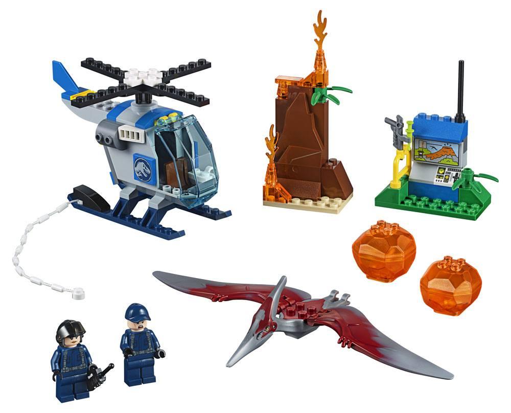 LEGO® Juniors Jurassic World™ - Pteranodon Escape