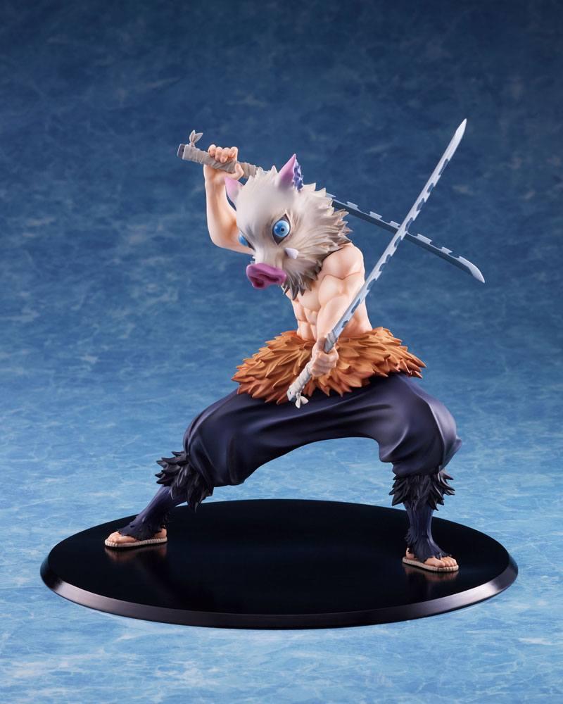 Demon Slayer: Kimetsu no Yaiba Statue 1/8 Inosuke Hashibira 20 cm