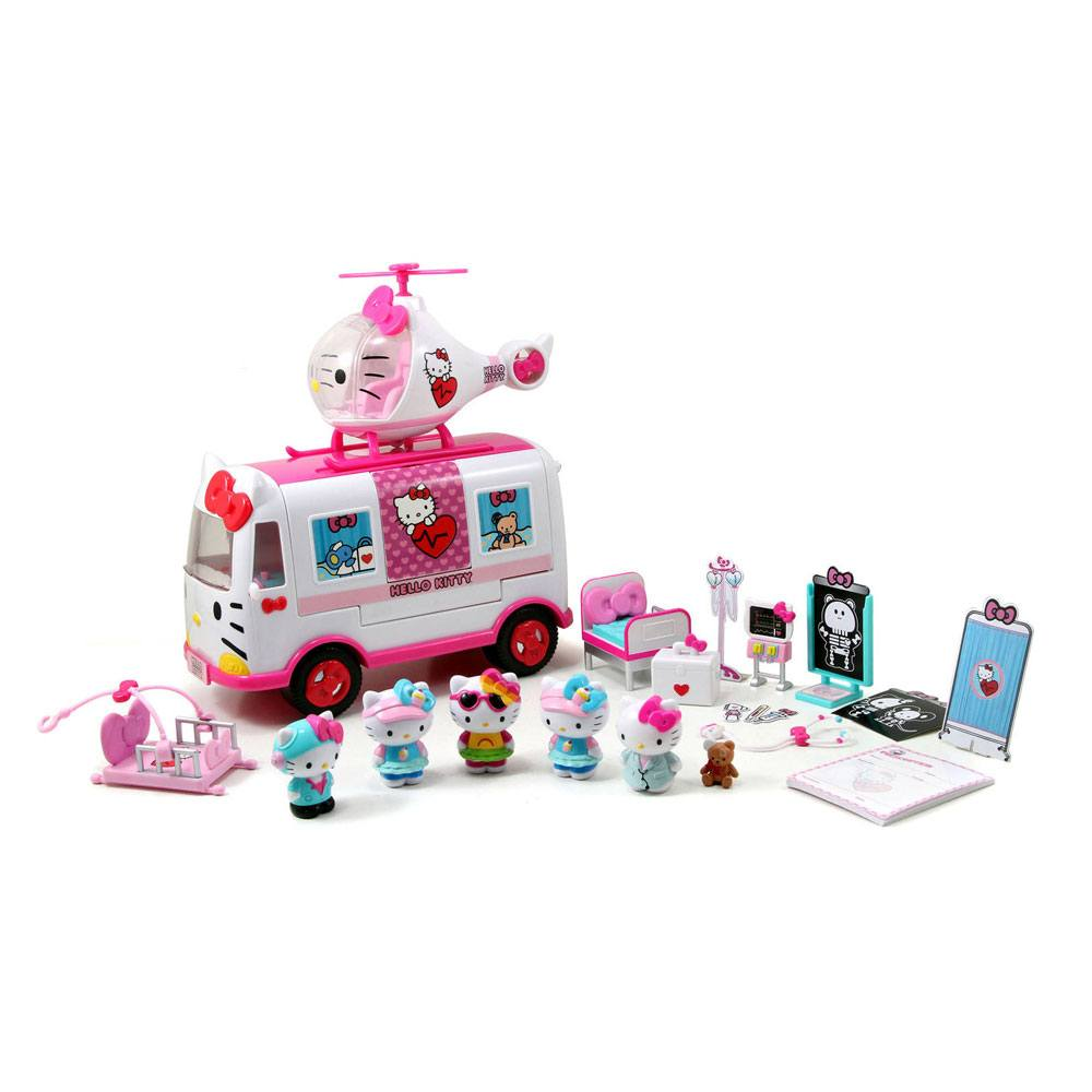 Hello Kitty Playset Rescue