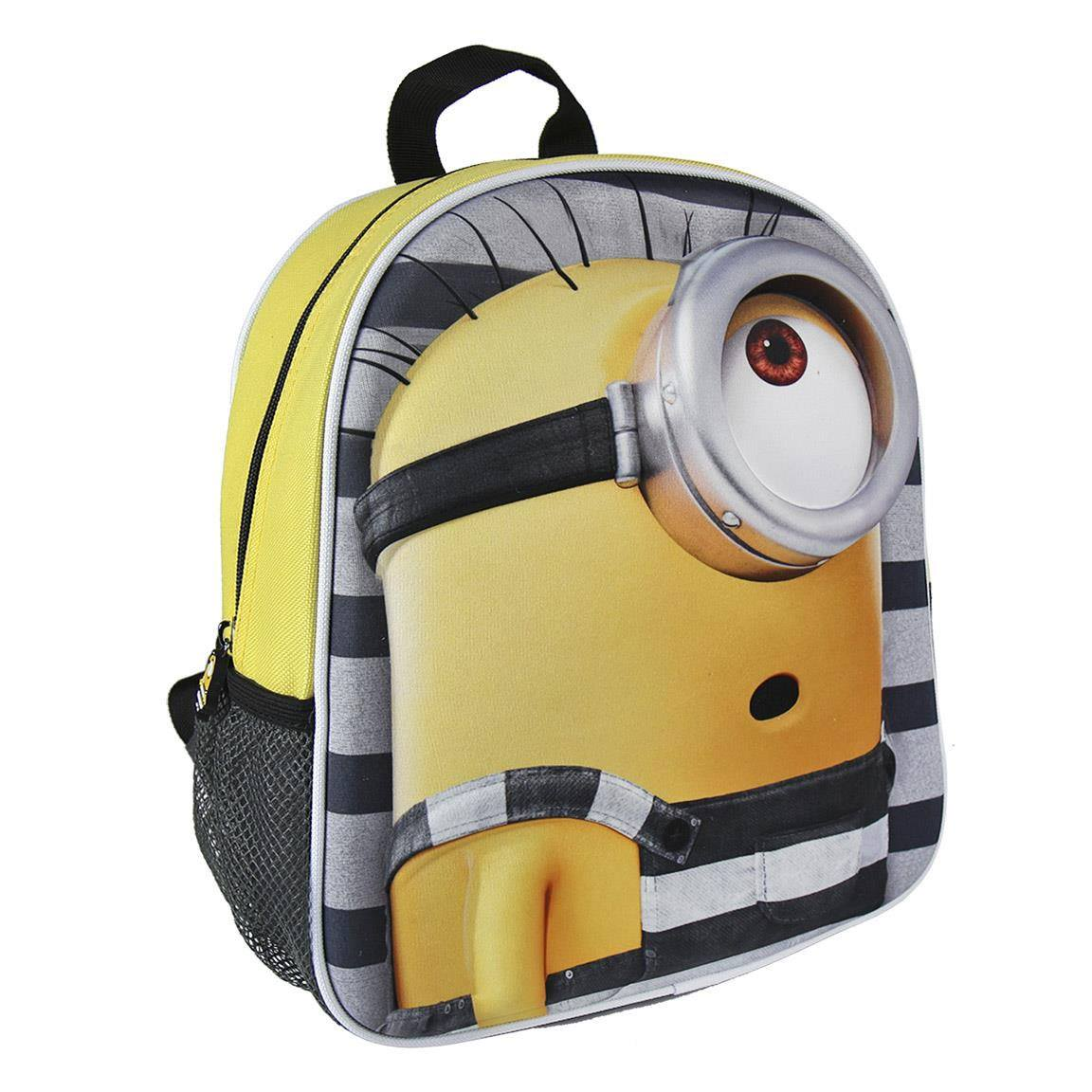 Despicable Me 3 3D Backpack Bob 25 x 31 x 10 cm
