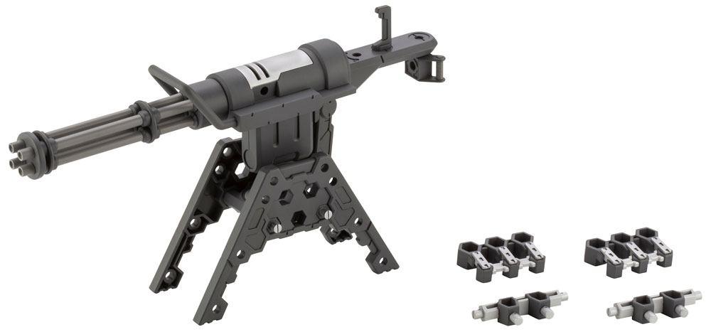 Heavy Weapon Unit MSG Plastic Model Kit Gatling Gun 2 12 cm