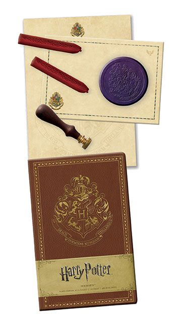 Harry Potter Deluxe Stationery Set Hogwarts