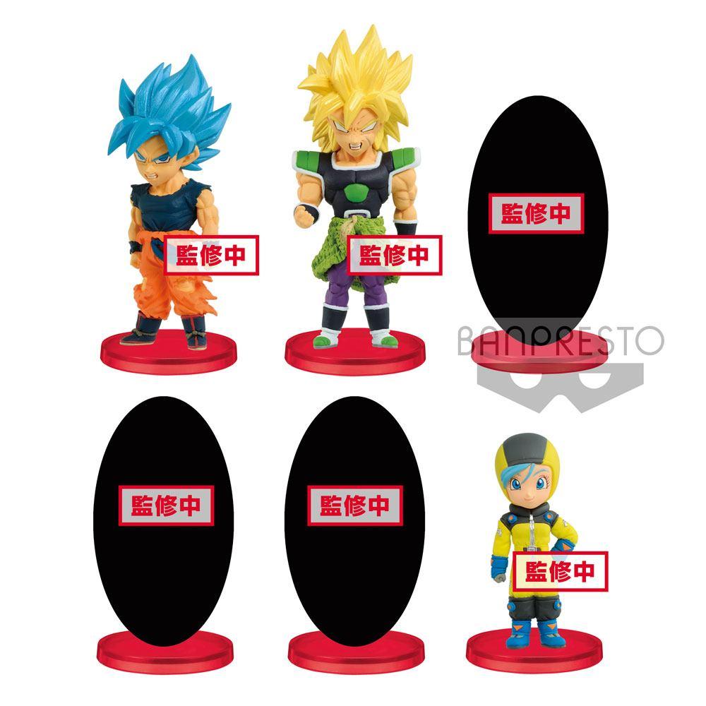 Dragonball Super Movie WCF ChiBi Figures 7 cm Assortment Diorama Vol. 2 (28)