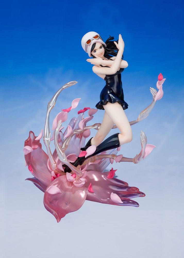 One Piece FiguartsZERO PVC Statue Nico Robin (Mil Fleurs, Campo de Flores) 16 cm