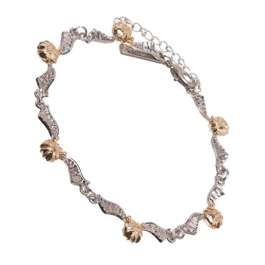 Harry Potter Bracelet Golden Snitch