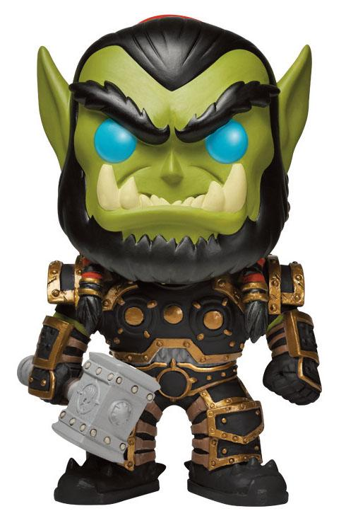 World of Warcraft POP! Vinyl Figure Thrall 10 cm