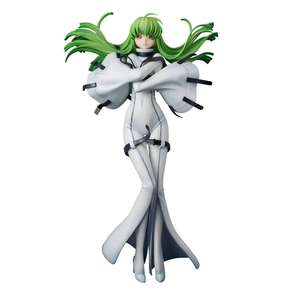 Code Geass Lelouch of the Rebellion PVC Statue C.C. 23 cm