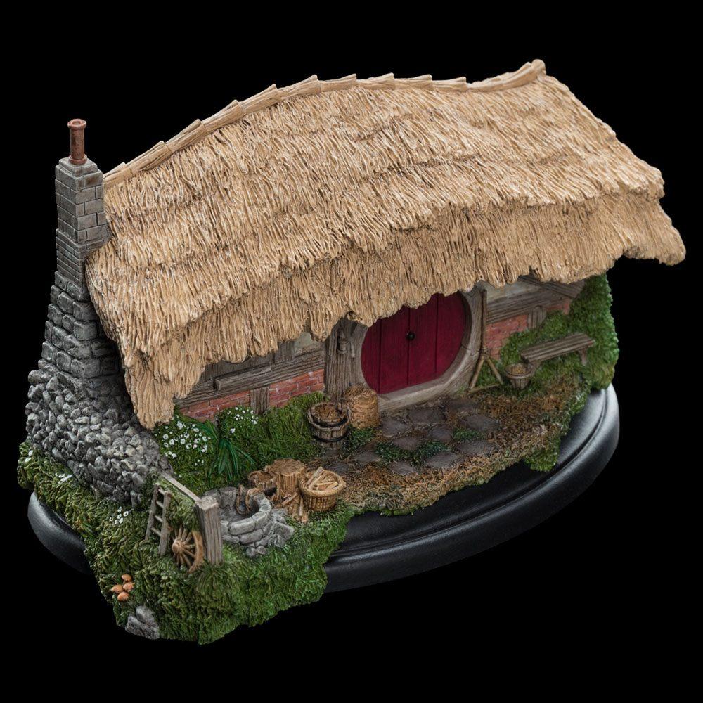 The Hobbit An Unexpected Journey Statue Hobbit House of Farmer Maggot 12 cm