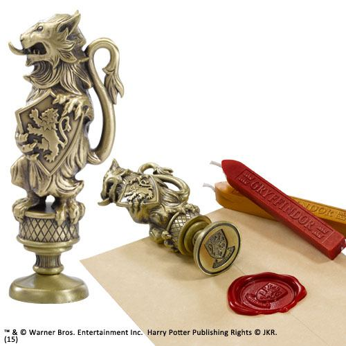 Harry Potter Wax Stamp Gryffindor 10 cm