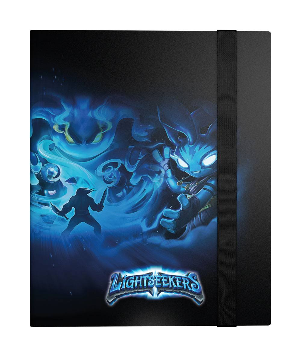 Lightseekers 18-Pocket FlexXfolio Storm