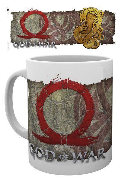 God of War Mug Norse