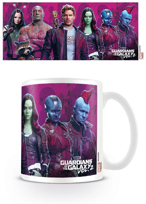 Guardians of the Galaxy Vol. 2 Mug Characters Vol. 2
