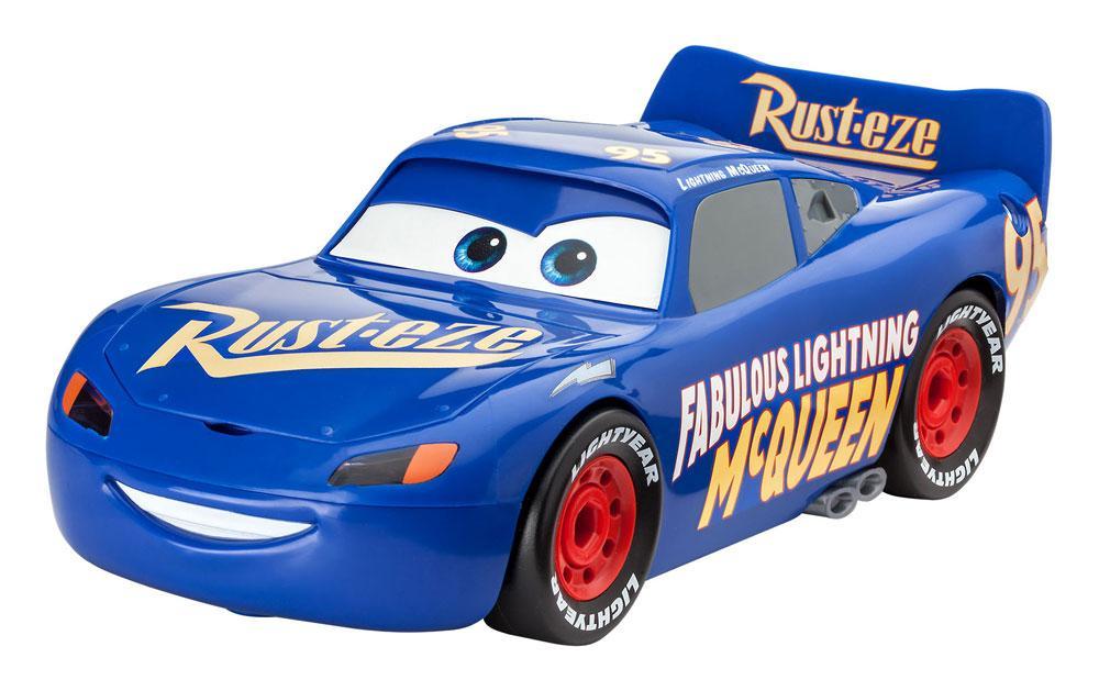 Cars Junior Kit Model Kit with Sound & Light Up 1/20 The Fabulous Lightning McQueen