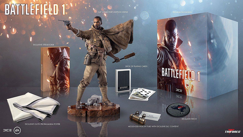 Battlefield 1 Collectors Set