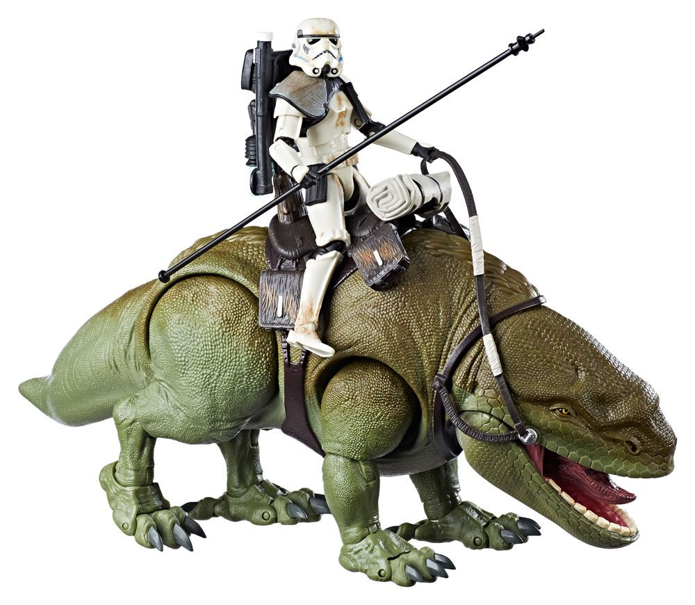 Star Wars Black Series 6-inch Vehicle 2018 Dewback with Sandtrooper