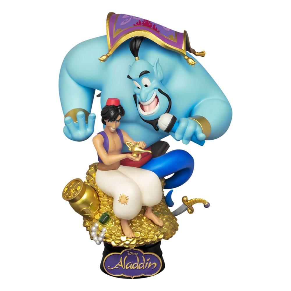 Disney Class Series D-Stage PVC Diorama Aladdin 15 cm