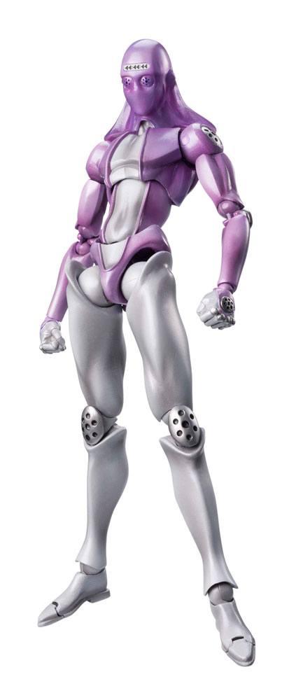 JoJo's Bizarre Adventure Super Action Action Figure Chozokado (M.B) 16 cm