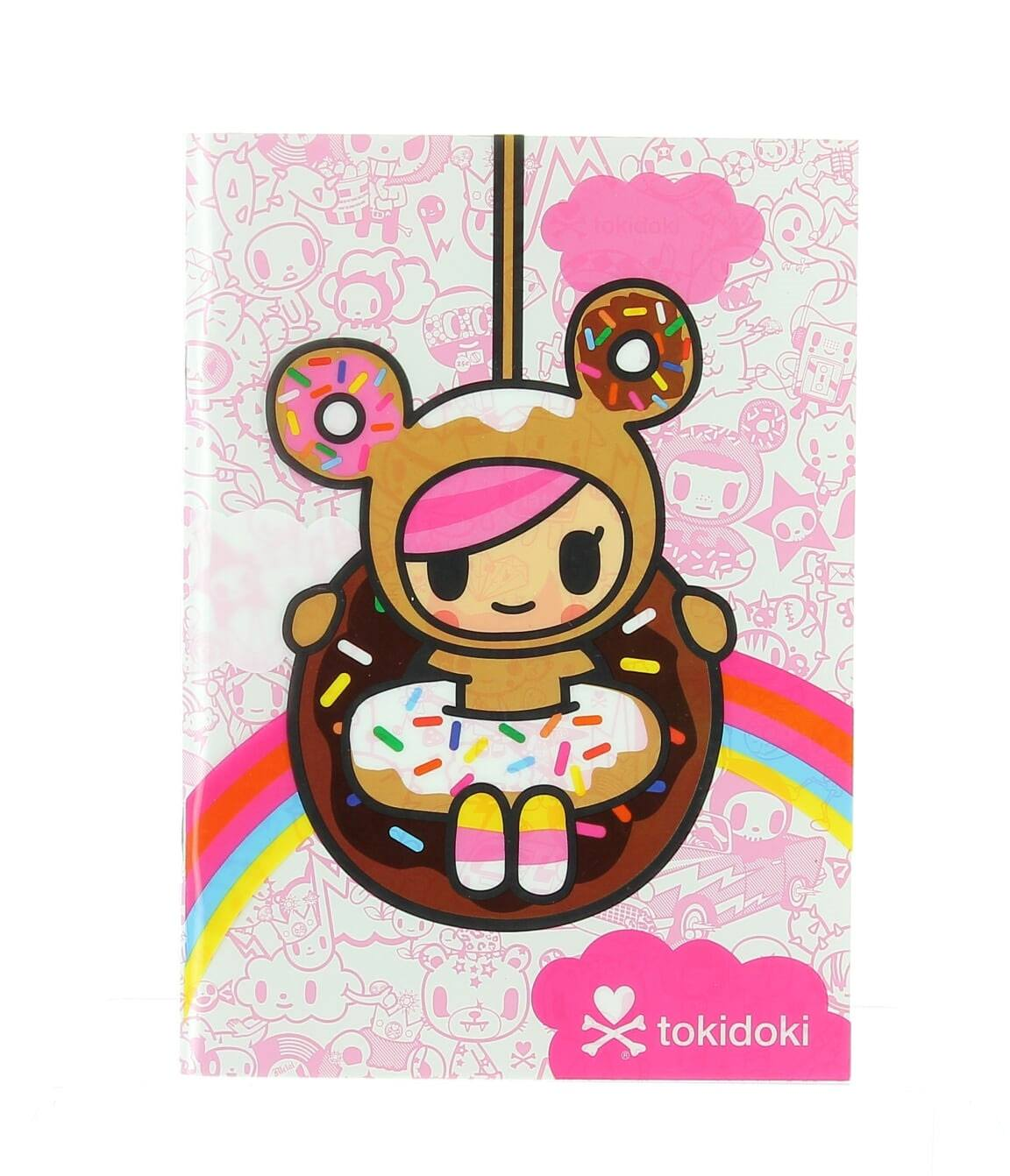 Tokidoki Notebook A5 Donutella