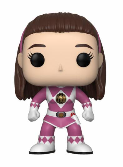 Power Rangers POP! TV Vinyl Figure Pink Ranger (No Helmet) 9 cm