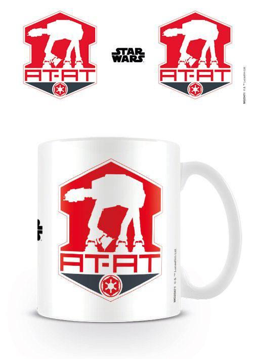 Star Wars Mug AT-AT