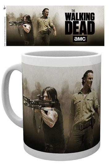 Walking Dead Mug Rick & Daryl