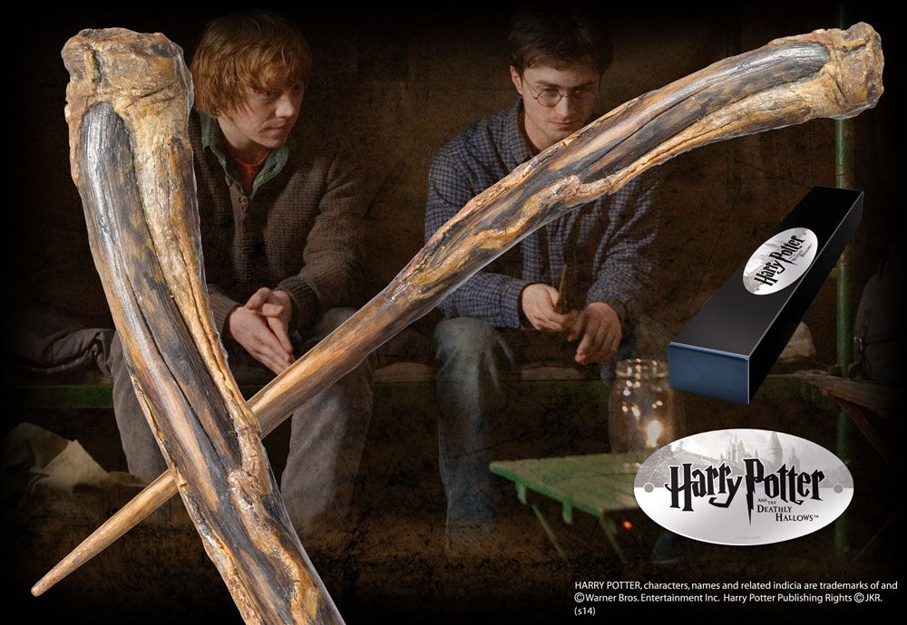 Harry Potter Wand Harry Potter Broken Wand (Character-Edition)