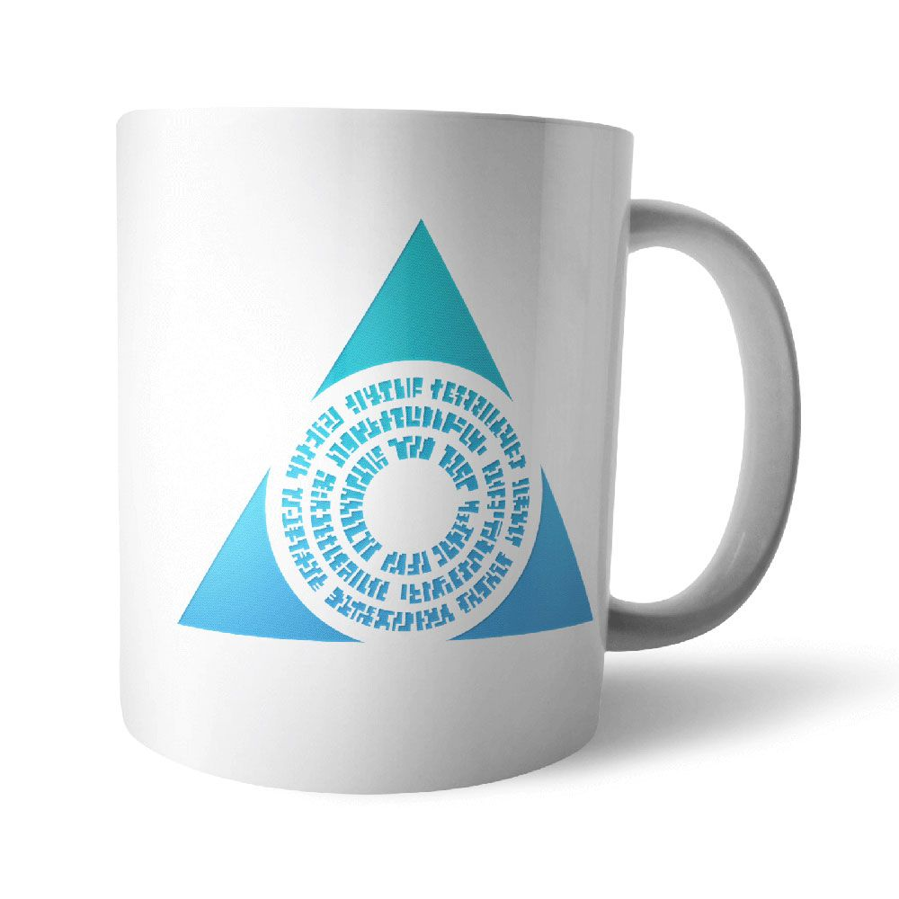 Magic the Gathering Mug Azorius