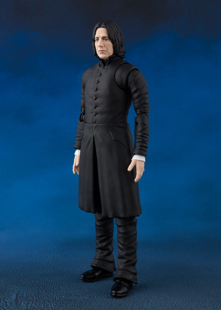 Harry Potter S.H. Figuarts Action Figure Severus Snape 15 cm
