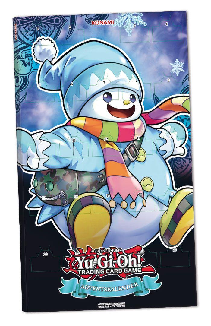 Yu-Gi-Oh! Advent Calendar 2018 *German Version*