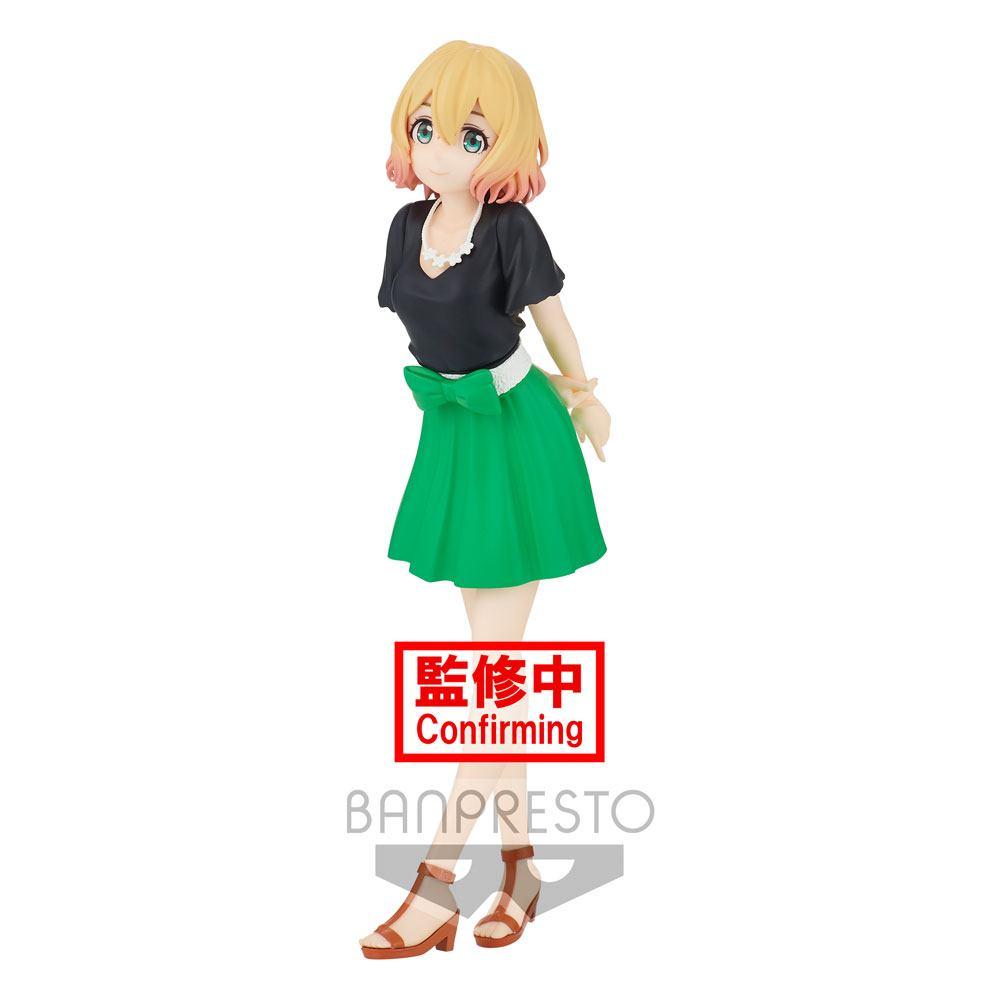 Rent a Girlfriend PVC Statue Mami Nanami Exhibition Ver. 18 cm