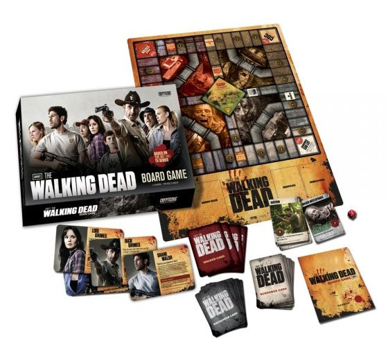 Walking Dead Board Game TV Series *English Version*