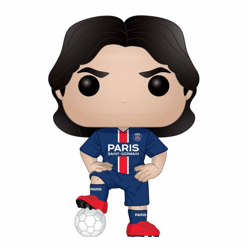 POP! Football Vinyl Figure Edinson Cavani (PSG) 9 cm
