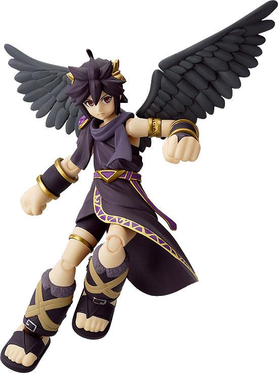 Kid Icarus: Uprising Figma Action Figure Dark Pit 12 cm