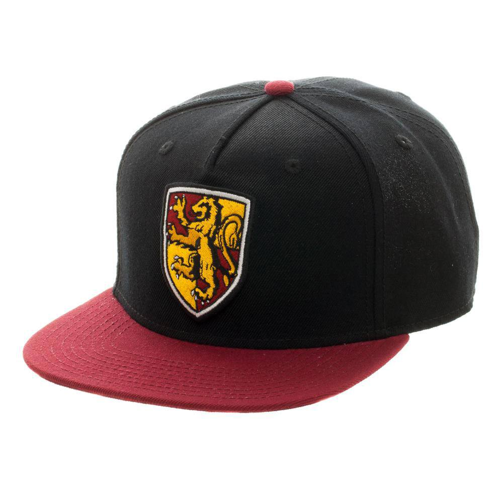 Harry Potter Snap Back Cap Gryffindor